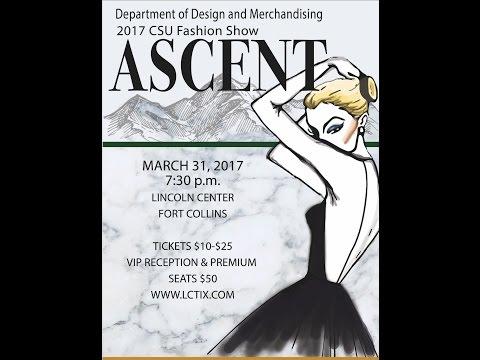 "2017 CSU Fashion Show ""Ascent"" - Garment Fitting"