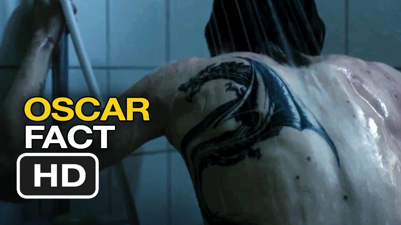 The Girl With The Dragon Tattoo Oscar Fact 2011 Daniel Craig