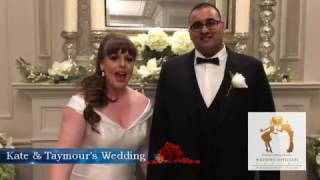 Kate & Taymour's Wedding at the Hazelton Manor | Vaughan