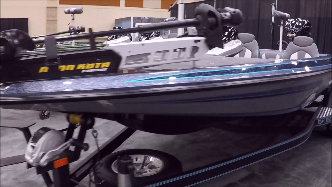 New Skeeter ZX colors for 2018 - YouTube