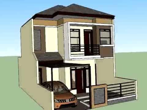 rumah gpa4 dalam bentuk detail 3 dimensi rev01 youtube