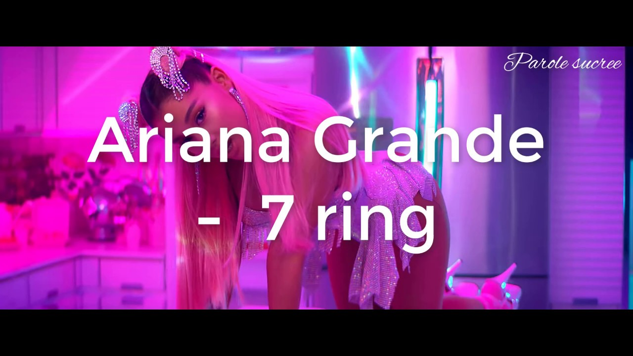 Download Ariana Grande - 7 Rings ( LYRICS)