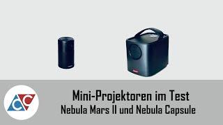 Nebula Mars 2 und Nebula Capsule für Zwift, Netflix und Co.