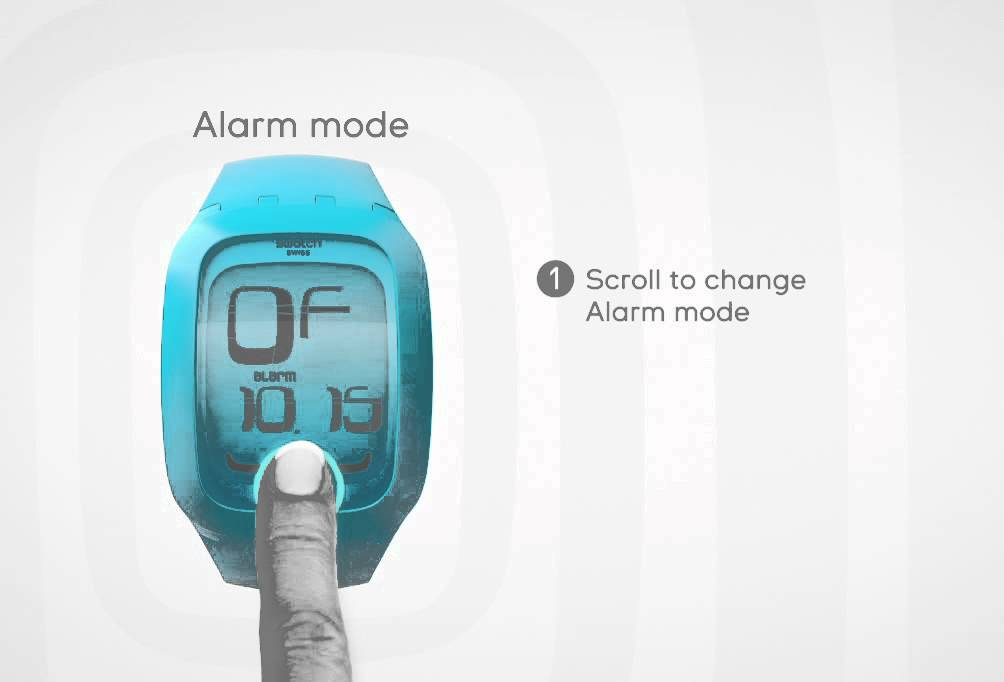 swatch touch user manual alarm youtube Example User Guide User Guide Icon