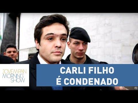 Ex-deputado Carli Filho é Condenado Por Morte De Dois Jovens Em Acidente