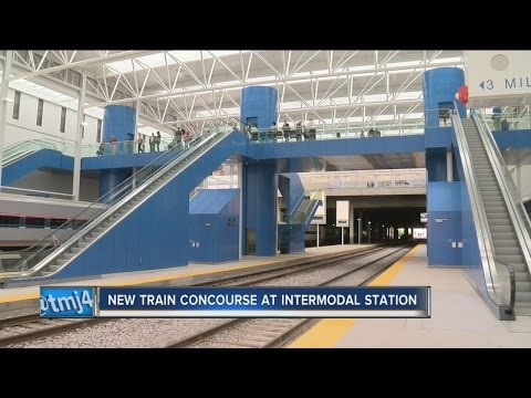 Changes come to Milwaukee's train station