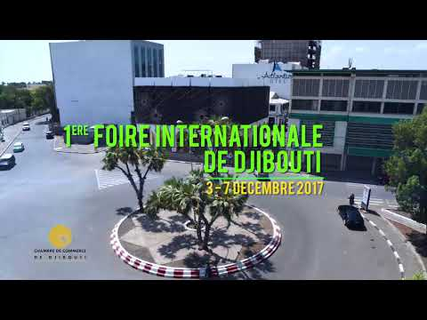 First International Fair of Djibouti 2017