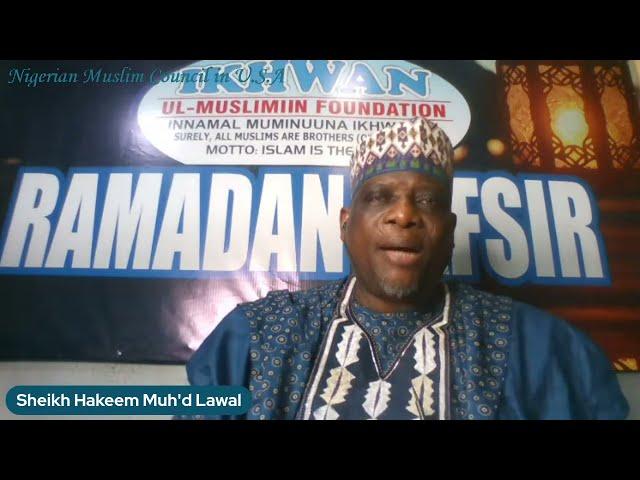 Islam Beyond Five Pillars   Sheikh Abdulhakeem Muh'd Awwal