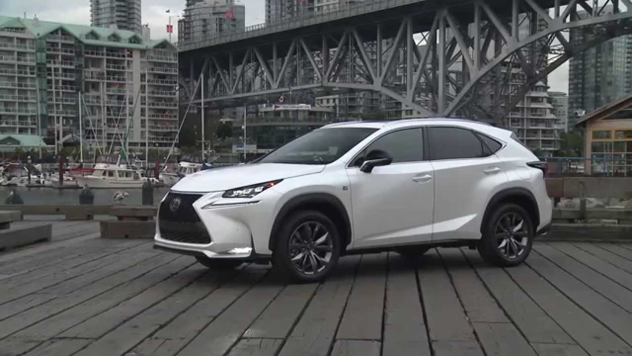 Lexus Nx 200T F Sport >> 2015 Lexus Nx 200t F Sport Exterior And Interior Youtube