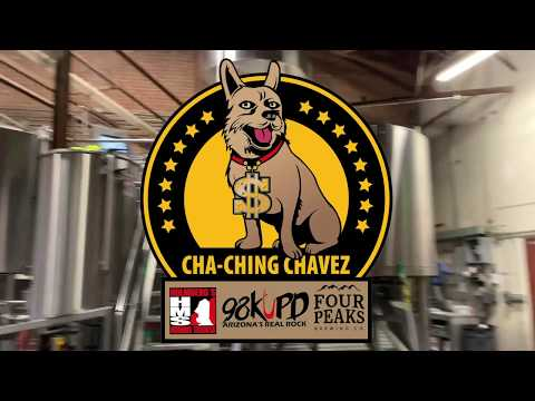 98KUPD & Four Peaks Present Cha-Ching Chavez