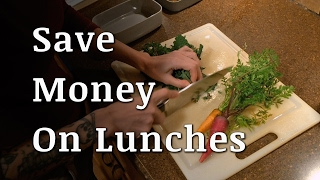 Save Money on Lunches