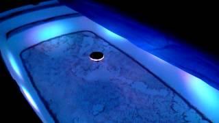 Flutuador de Leds para Piscina UFO