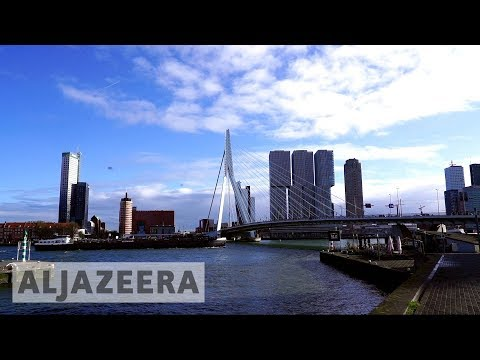 Netherlands sets model of flood prevention