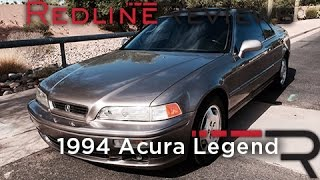 1994 Acura Legend - Redline: Review