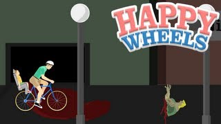 Happy Wheels - City of the Dead