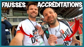 S'incruster en VIP au Stade Rennais - Prank - Les Inachevés