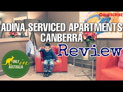 ADINA SERVICED APARTMENTS CANBERRA | SERVICED APARTMENTS IN CANBERRA | WHERE TO STAY IN CANBERRA