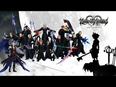 [PS4] Kingdom Hearts2 FM Secret BOSS RUSH (裏ボス戦集)