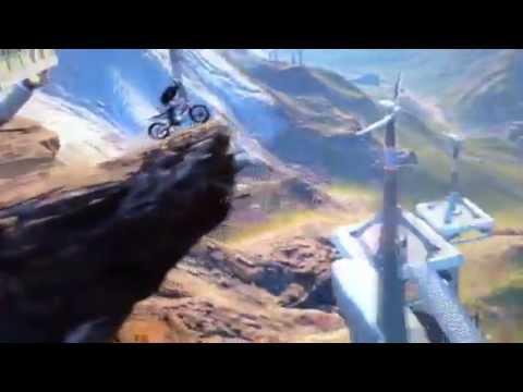 Trials Fusion epic windmill crash
