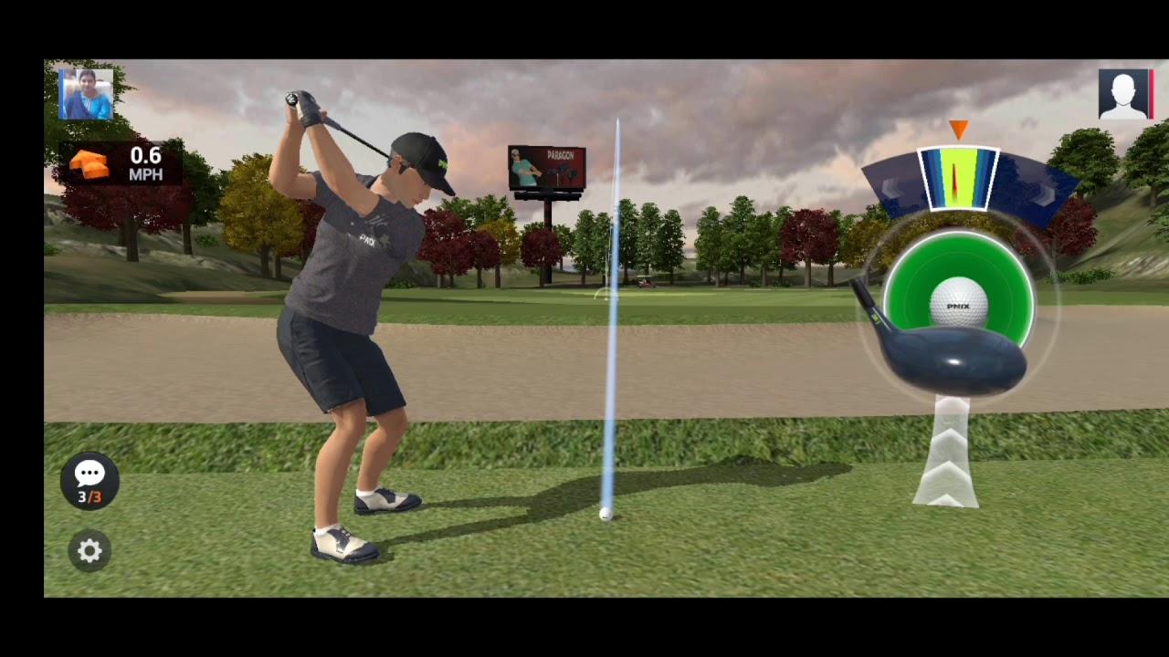 Multiplayer Golf
