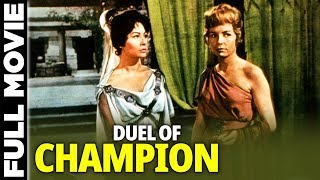 Duel Of Champion (1961) | English Action Drama Movie | Alan Ladd, Franca Bettoia