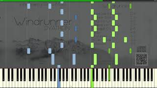 Download Video DYATHON -  Life [Piano Tutorial] (Synthesia) MP3 3GP MP4