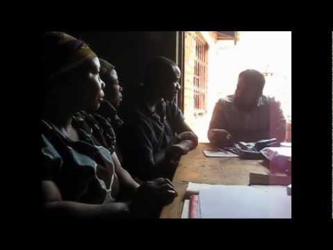 Social work in Congo