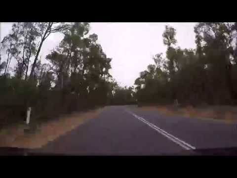 2017 Kalamunda 100 - course preview