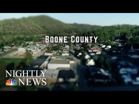 Saving Boone County: Fighting For Lives In A Place Ravaged By Opioids | NBC Nightly News