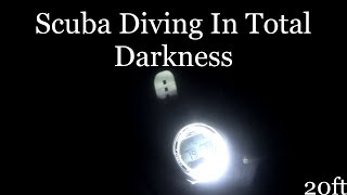 Caught In Fishing Line While Night Diving | River Treasure Hunting
