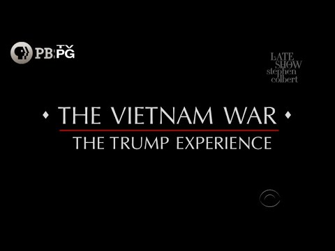 A Vietnam Documentary About Trump's Service