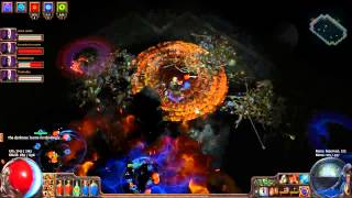 Path of Exile - 6-Man Discharge Group - Coward