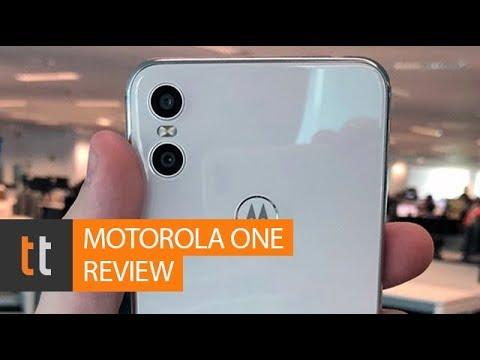 Motorola One: preço e análise da ficha técnica do celular em nosso review