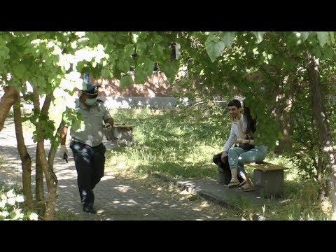 Yerevan, 05.06.20, Fr, Nalbandyan, Հայ բարերարների ճեմուղի, Or 79, Video-1.
