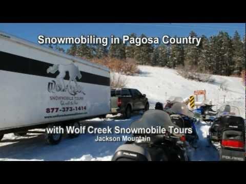 Wolf Creek Snowmobile Tours