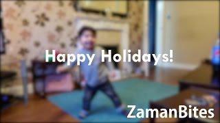 ZamanBites - Christmas and  Birthday Vlog! I LEGIT had so much FUN!!