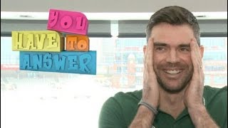 James Anderson Answers | Starc or Broad? 'I can't believe I had to think'