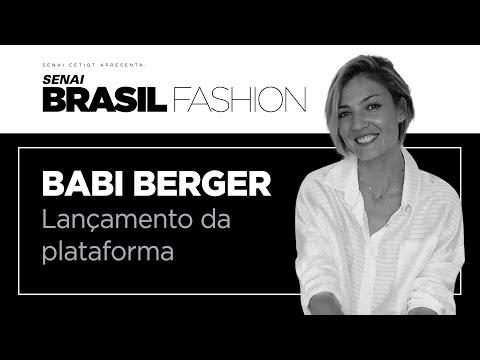 SENAI BRASIL FASHION –  Chegou o mais novo canal para apaixonados por moda