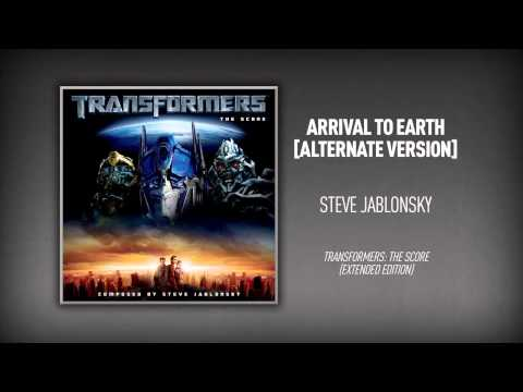 Arrival To Earth [Alternate] (Transformers: Extended Edition)