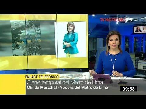 """Metro de Lima: """"Se trabaja intensamente para que servicio se restablezca antes de finalizado el día"""""""