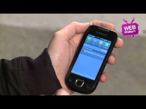 Samsung Galaxy 3 Apollo i5800 - recenzja, Mobzilla odc. 11
