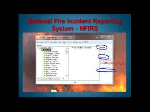 NEFIRS Training Video –Nebraska State Fire Marshall