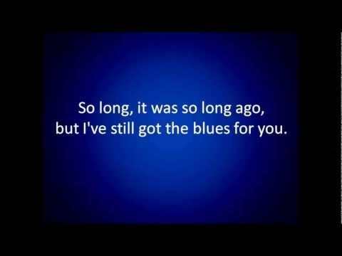 Gary Moore: Still Got The Blues lyrics