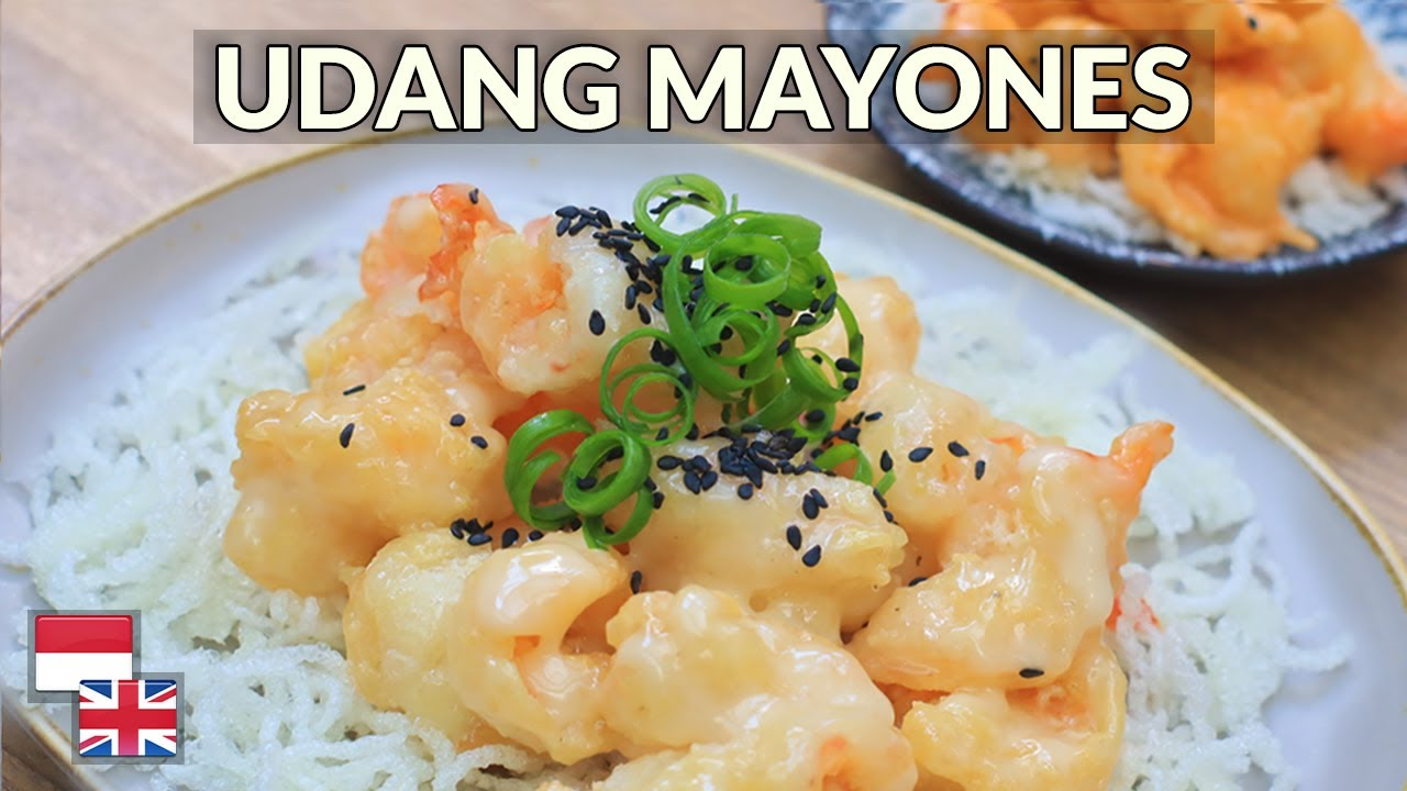 Resep Udang Mayones Krispi TETAP Kenyal Ala Resto: Potongannya Harus Lebar!