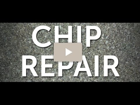 How To Fix Your Chipped Granite