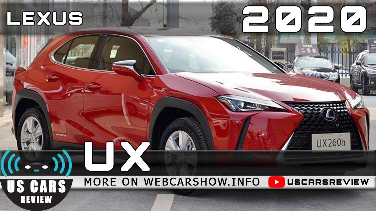 2020 Lexus Ux Review Release Date Specs Prices