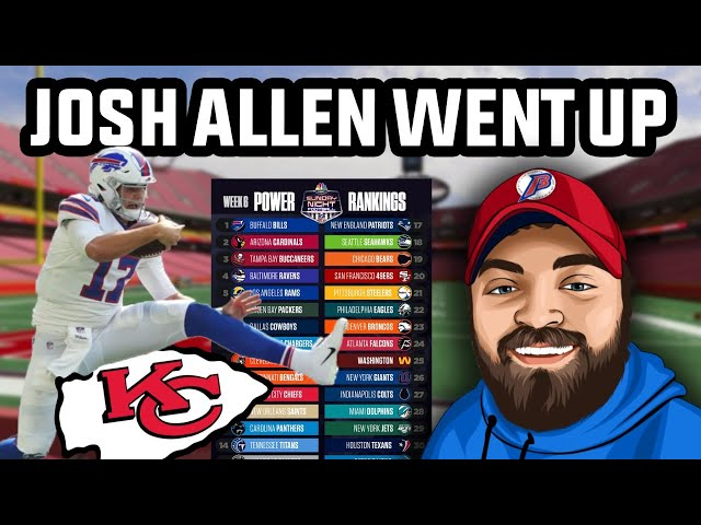 The Buffalo Bills LEAP Over the Kansas City Chiefs and on to Tennessee