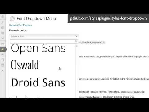 styles-font-dropdown-demo