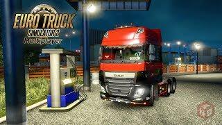 🔴Euro Truck Simulator 2 - Через всю Европу! ч.2 из 2