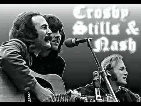 Crosby Stills & Nash - Southern Cross (1982)